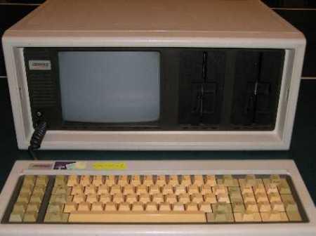 Compaq's Amazing Portable Computer