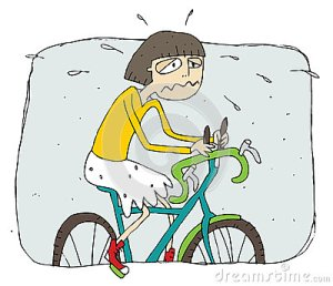 exhausted-girl-riding-bike-cartoon-illustration-eps-mode-33244441